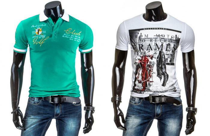 Moderní pánské oblečení na léto - ZSTYL.CZ 8a914f8d06